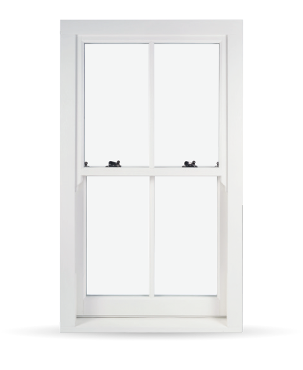 Ultimate Rose - uPVC Sliding Sash Windows