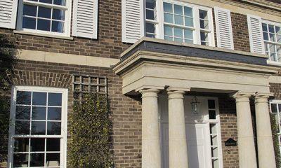 White Heritage Sash Windows