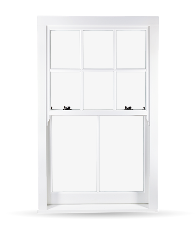 Edwardian Sash Windows - Ultimate Rose