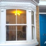 Timber Sash Window Replacement (after)
