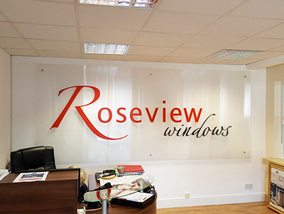 Roseview Windows Showroom