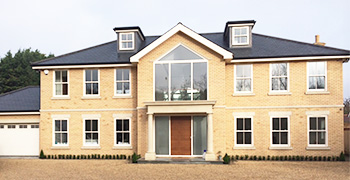 Sash Windows for New Builds