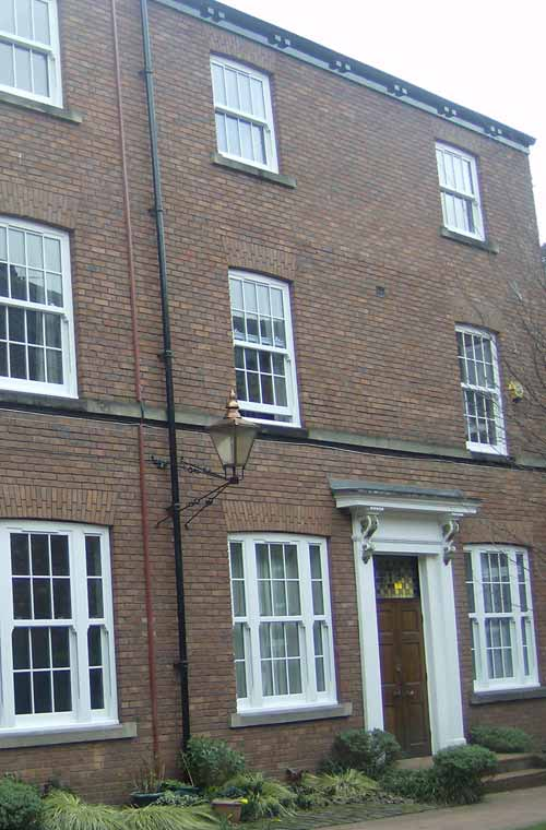 Georgian Sash Window Suppliers