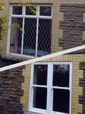 Before and After Casement Windows