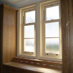 Charisma uPVC Sash Window Interior