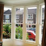 Heritage Rose uPVC Windows Interior