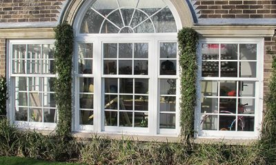 Bespoke uPVC Sash Windows
