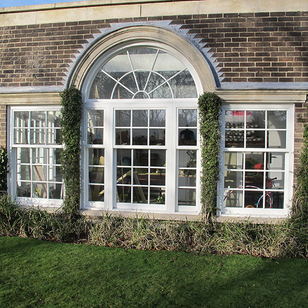 Bespoke uPVC Sash Window styles