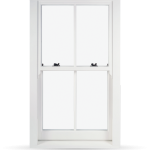 Ultimate Rose Sash Window