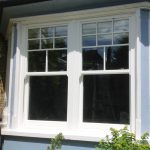 uPVC Sash Window Ultimate Rose