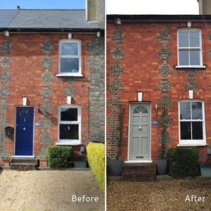 Replace Casement Windows with Sash Windows