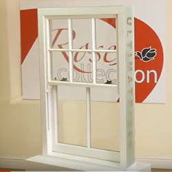 uPVC Ultimate Rose Sash Window Video