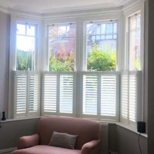 sash window curtains
