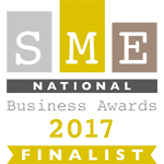 SME Business Awards 2017 Finalist