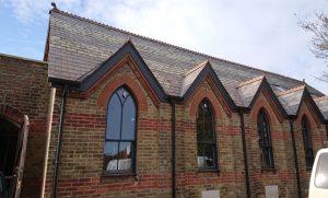 ultimate rose black gothic arch windows