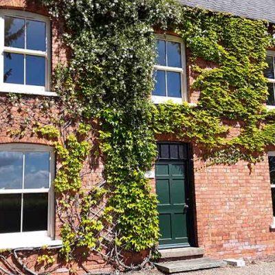 Charisma Rose sliding sash windows in Lincoln