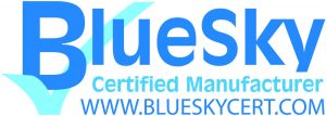 BlueSky certified manufacturer