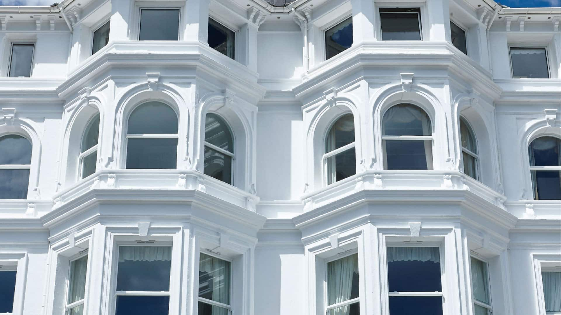 The UK's most authentic uPVC sash windows