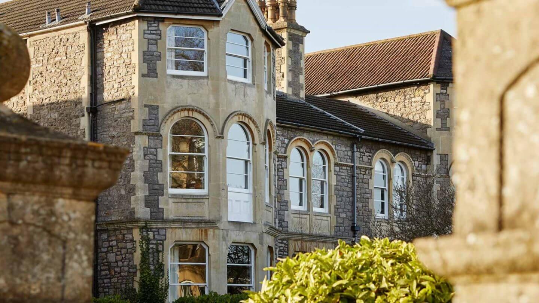 Heritage Rose Sash Windows