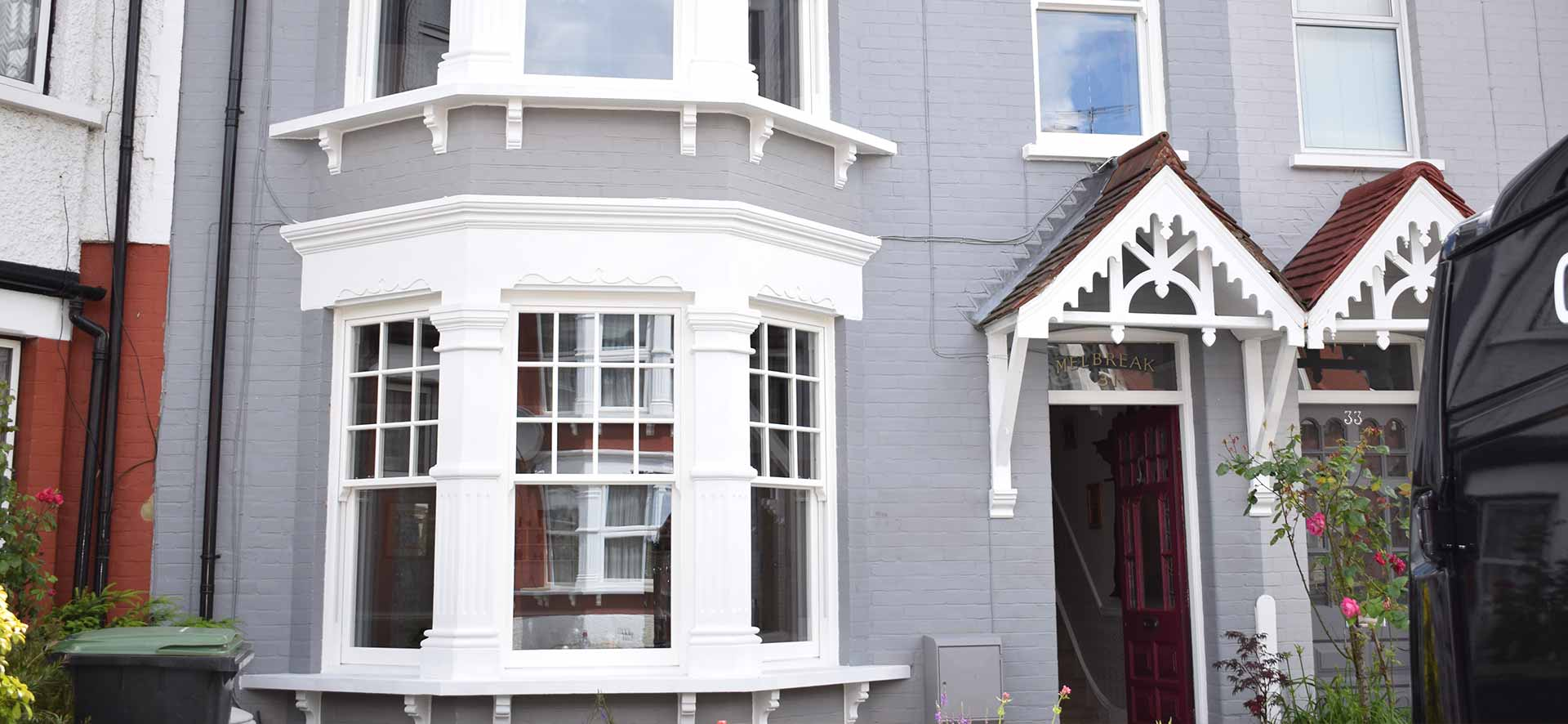 What Makes An Authentic Sash Window