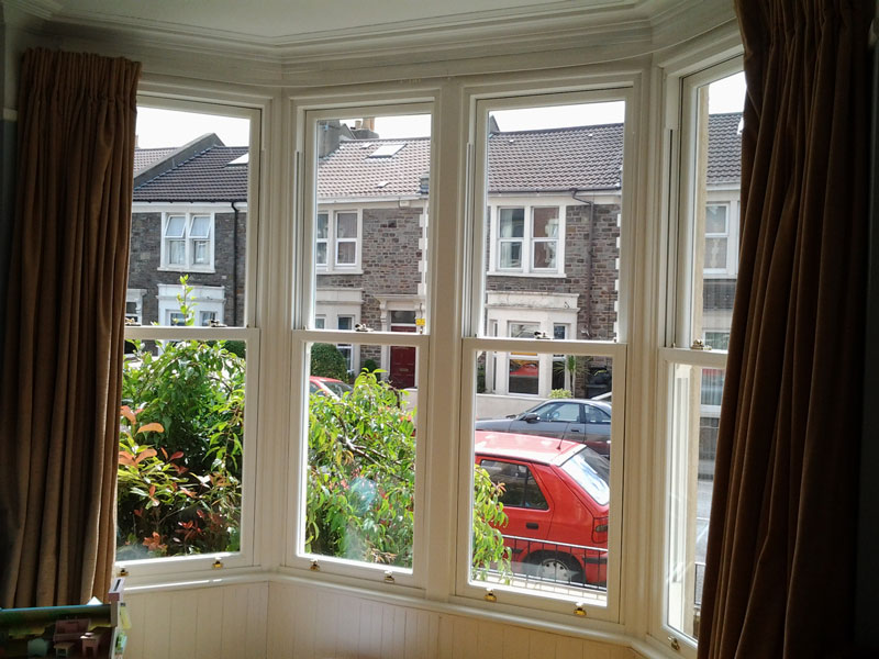 Sash Window Sound Insulation