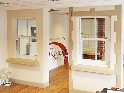 Roseview Showroom