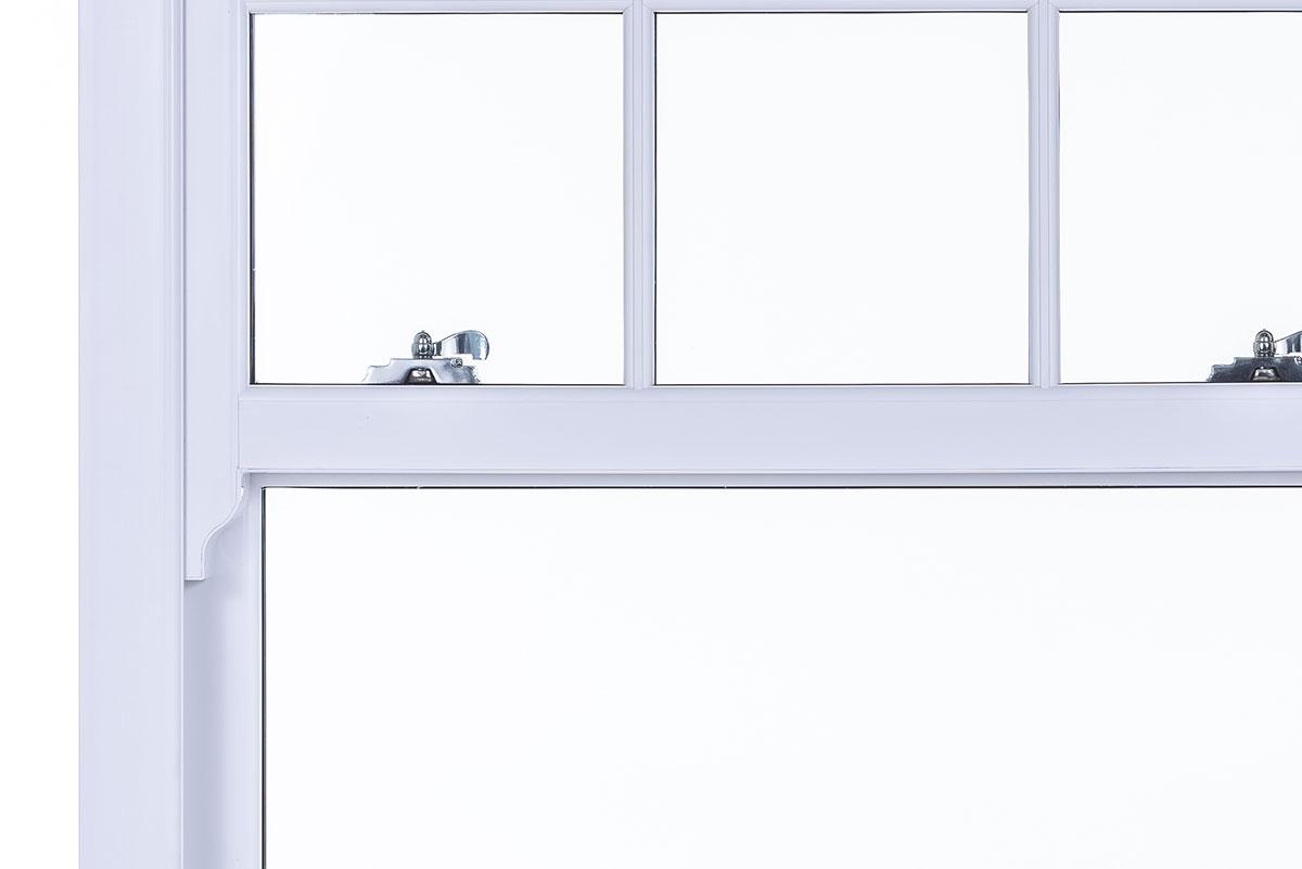 Sash Window slim meeting rail