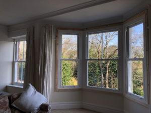 white heritage Roseview Windows,