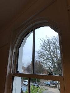 white  Roseview Windows, bespoke