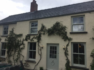chartwell green ultimate Roseview Windows, bespoke colour