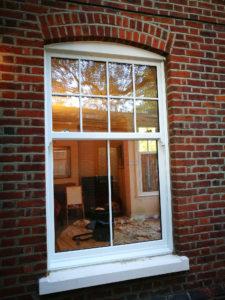 white charisma Roseview Windows,