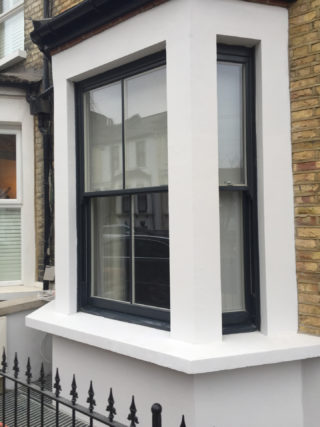 anthracite grey ultimate Roseview Windows, refurb, bespoke colour