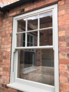grey ultimate Roseview Windows,