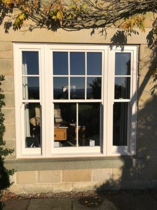 cream ultimate Roseview Windows,