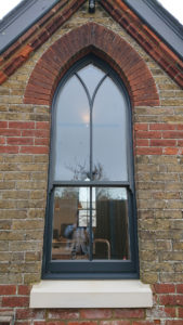anthracite-grey ultimate Roseview Windows,