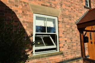 ultimate Roseview Windows, bespoke colour