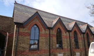 anthracite grey ultimate Roseview Windows, arches, bespoke, refurb, bespoke colour