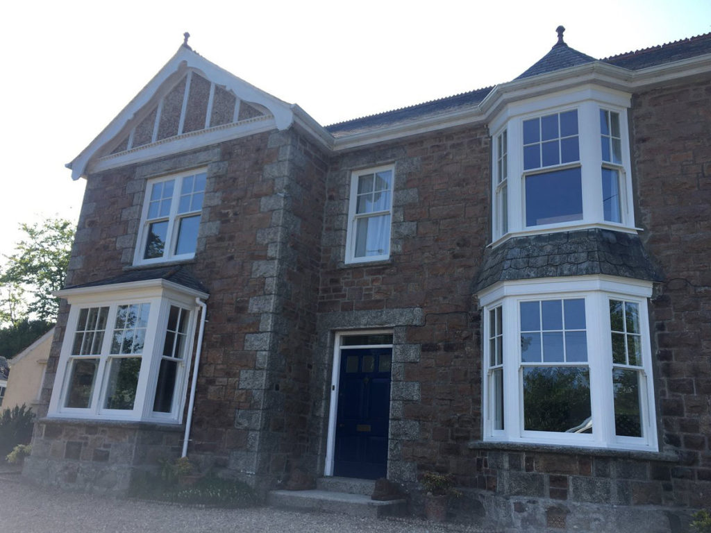Old sash window repairs