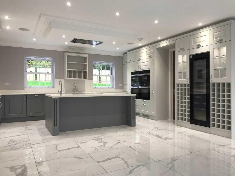 Roseview Windows in Kitchen
