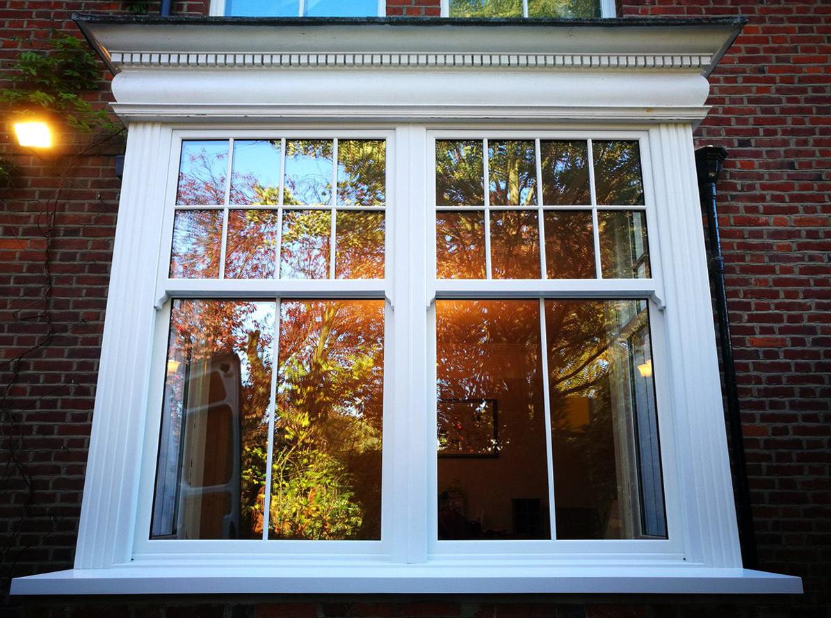Roseview Charisma Sash Windows