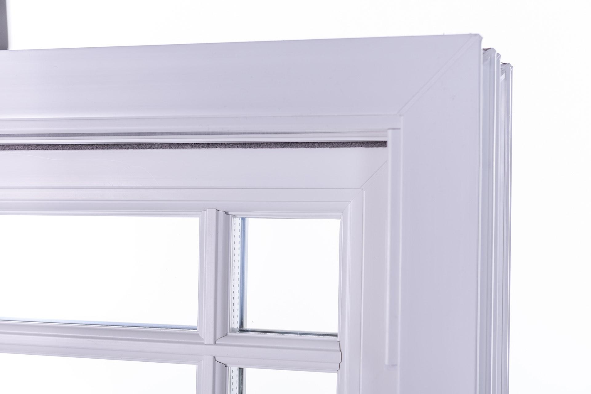 Sash Windows Welded Joints
