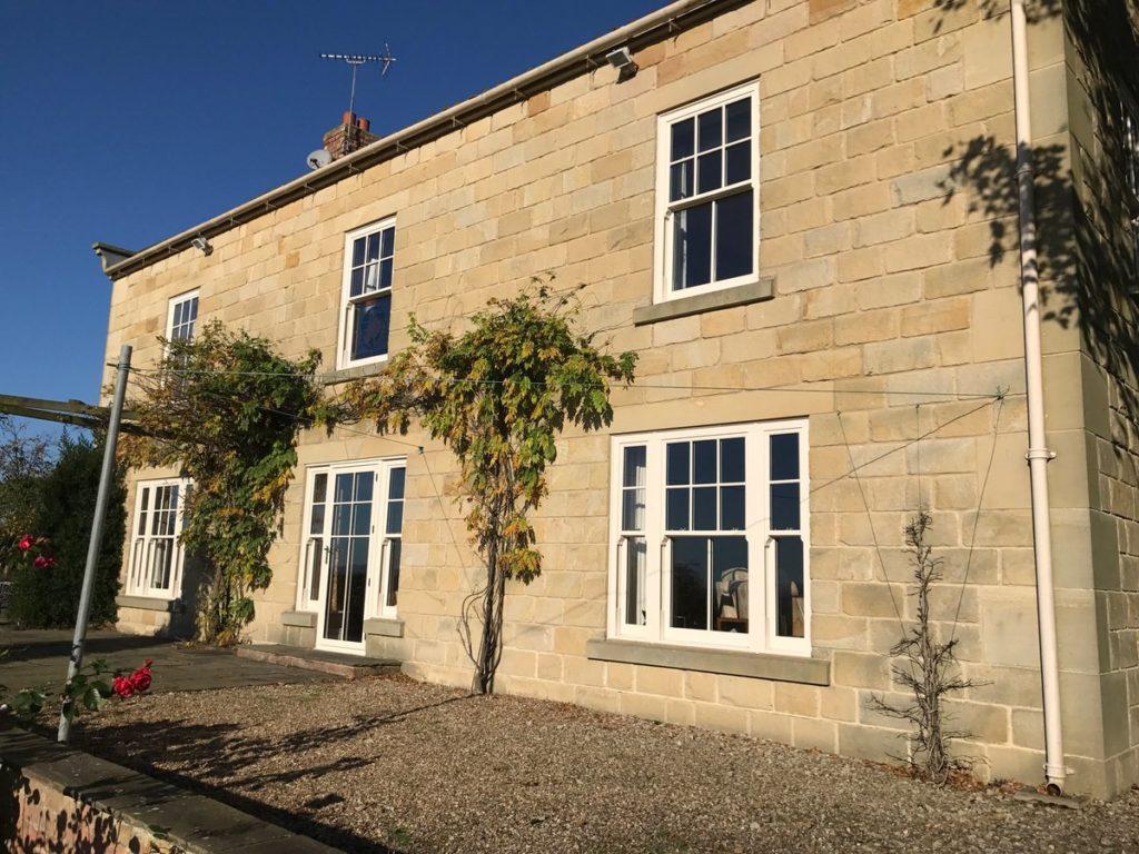Edwardian Sash Windows