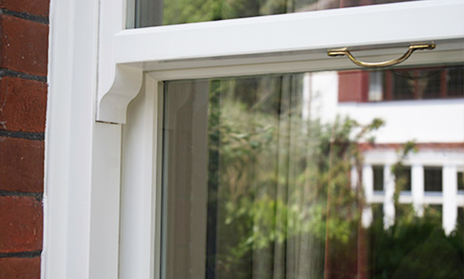 'A' Rated uPVC Sash Window Supplier