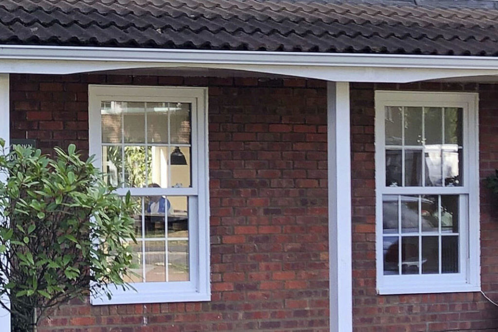 replacement wooden sash windows