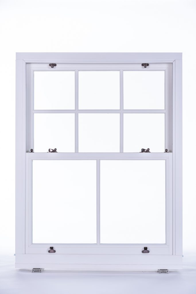 can new sash windows still be traditional
