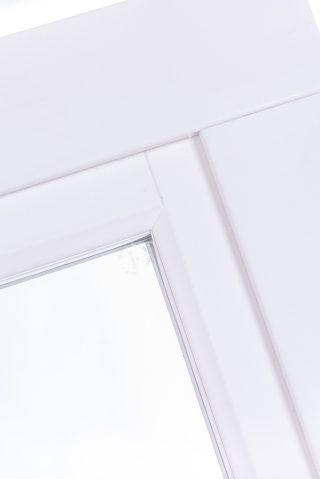 chalk white ultimate Roseview Windows, studio shot