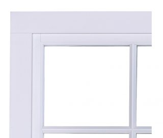 Roseview Windows, studio shot